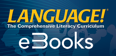 LANGUAGE! with eBooks
