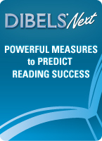 DIBELS Next measures are quick and efficient measures that indicate if a student is on track for reading success..
